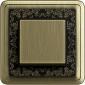 ClassiX Art bronz-černá