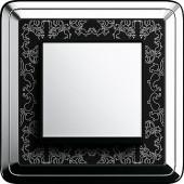 ClassiX Art chrom-černá