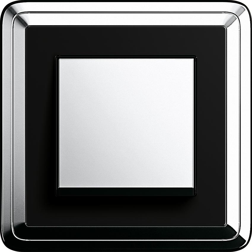 ClassiX chrom-černá