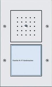 Vstupní stanice naomítková 1 násobný