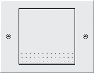 TX_44 bílá lesklá (termoplast)