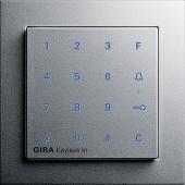 Gira kódovací klávesnice Keyless In, E2 alu
