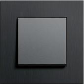Esprit eloxovaný hliník černá/ antracit