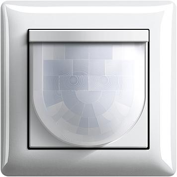 Automatický spínač 2, Standard 55 bílá lesklá