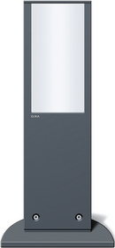 Osv. prvek 491 mm Energ. sloup antracit