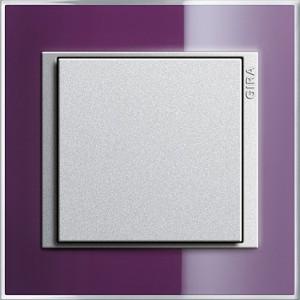 Kompaktní regulátor, Event lilkově fialová/ alu