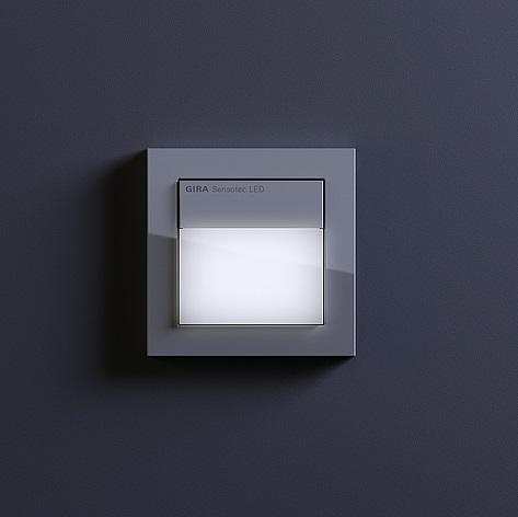 Novinka Gira Sensotec / Sensotec LED nyní k dostání