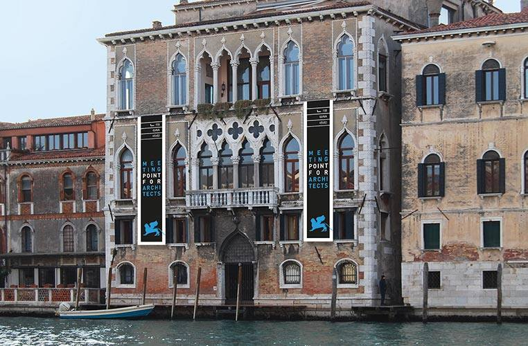 Meeting Poin in Venice