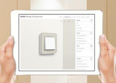 Nová verze Gira konfigurátoru
